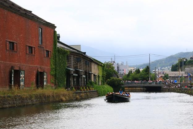 小樽運河 180801 03