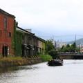 写真: 小樽運河 180801 03