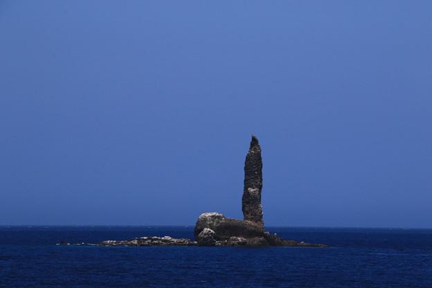 写真: 余市 ローソク岩 180801 01