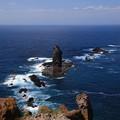 写真: 神威岬 180801 06