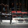 午後のカフェテリア