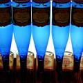 写真: 脚線美の誘惑~Pi'eroth Bllue