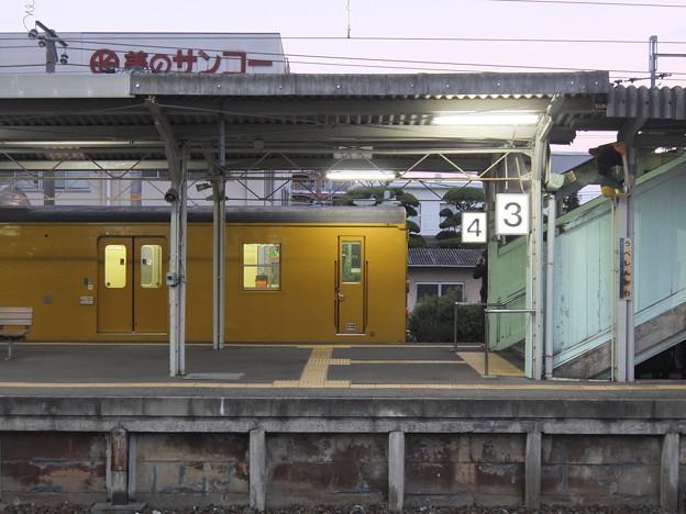宇部新川駅