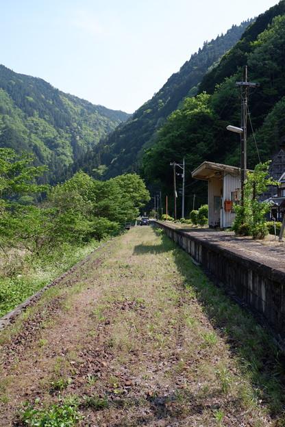旧田之尻駅