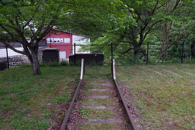 旧三段峡駅