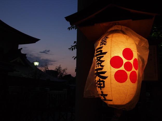 上野 五條天神
