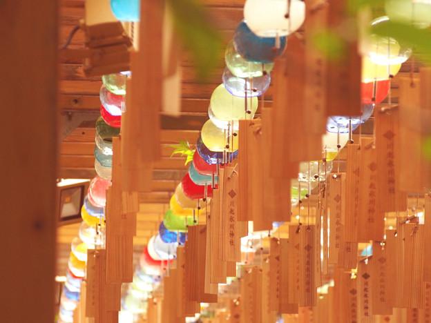 縁むすび風鈴 川越氷川神社