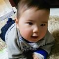 Photos: イケメンに撮れた☆ #甥っ子 #8ヶ月 #人間ぽくなてきた