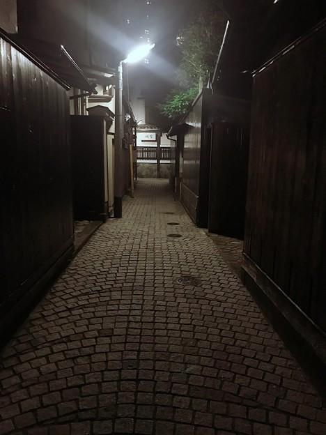 #神楽坂 #昭和感 #レトロ感 #素敵な石畳
