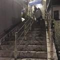 Photos: #階段 #レトロ感 #手すり #和 #神楽坂