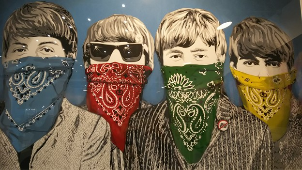 Photos: #Beatles #ビートルズ #art