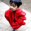 Photos: 服でかい #子供 #甥っ子 #動き #足 w