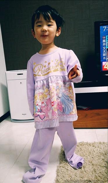 Photos: 何かへんだからup #omi #甥っ子