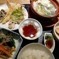 Photos: 米に感激、嫌いなカキも美味しく汁は柚子とカキと正月の味!