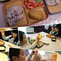 Photos: 3人でお昼!