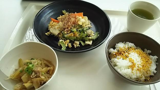 今日の社食! ¥400 #昼