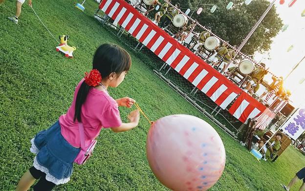 モカと祭り☆