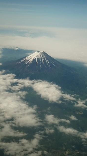 奇跡の富士山