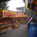 Photos: お祭りの前の静けさ