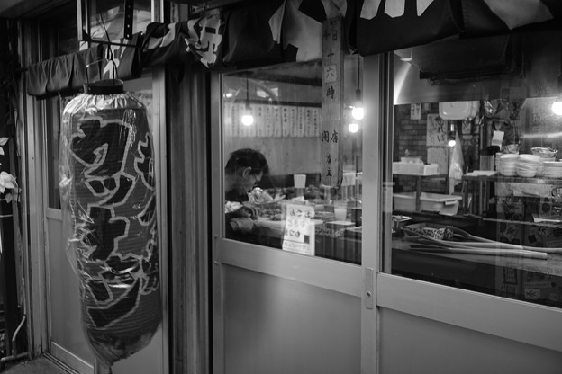 Photos: 料理人