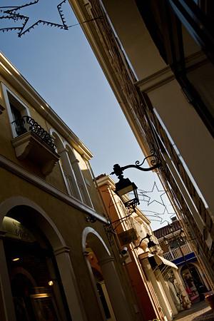 LA VITAストリート