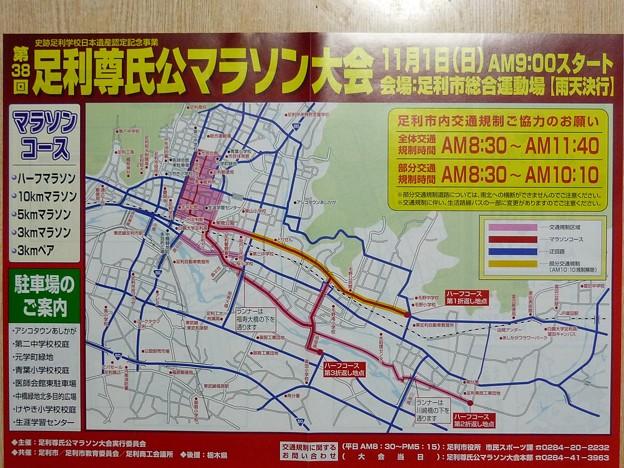 写真: 第38回足利尊氏公マラソン大会2015年