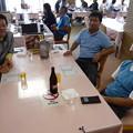 Photos: 足利カントリークラブチャレンジカップに参加したアシカンファミリーの任さん、寺さん、賢くん2015.10.12