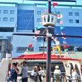 Photos: 間もなく出航します@海賊船クルーズ@おのみち港まつり