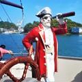 Photos: キャプテンはGWも忙しい@バイキングエース号(遊覧船)に乗ってみた