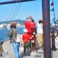 Photos: 潮風爽やか@海賊船に乗ってみた@おのみち港まつり
