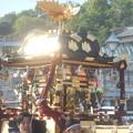 写真: みこしの祭典@尾道みなと祭(東八幡宮)