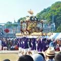 写真: みこしの祭典@尾道みなと祭@東八幡宮の神輿
