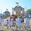 写真: 神輿(みこし)の祭典@御袖天満宮・亀森八幡神社(向島)など