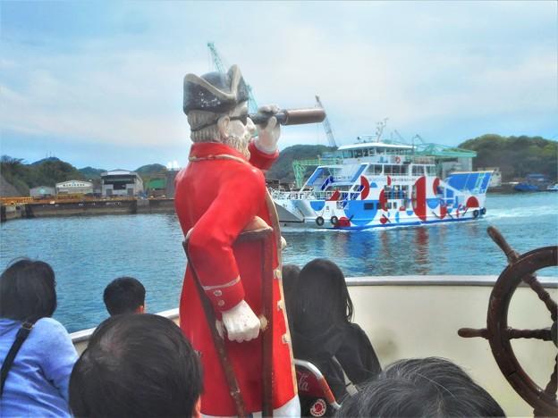 平成最後の海賊船バイキングエース号に乗ってみた@大航海時代にタイムスリップ