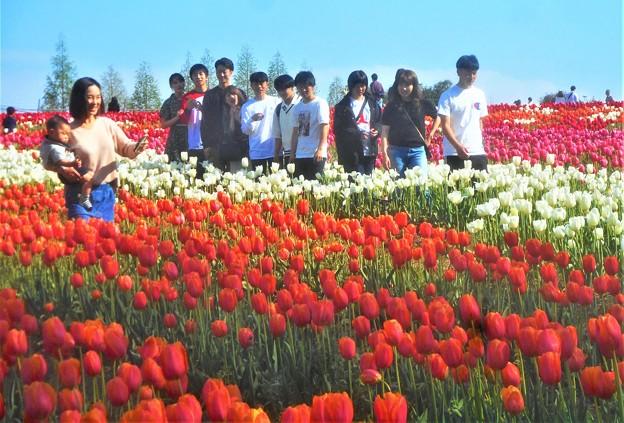 Photos: 10人連れ@行楽日和の世羅高原