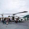 写真: ヘリ搭載護衛艦「いせ」 (2)