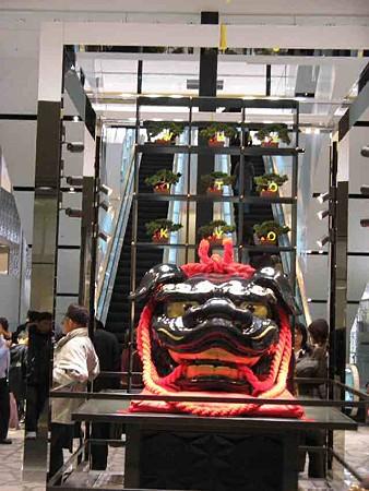 大丸東京店 2007年11月6日(火) グランドオープン2ケ月-200112-2