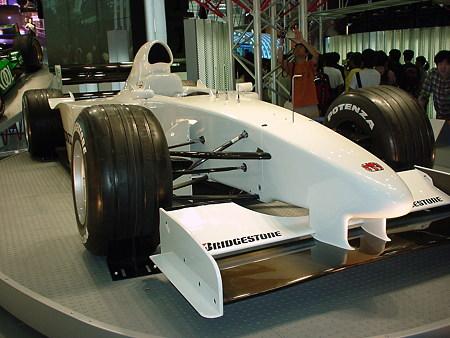 東京モーターショー F1ホンダ 1999-10-29 15-46-1000014