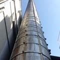 写真: 鋼の塔