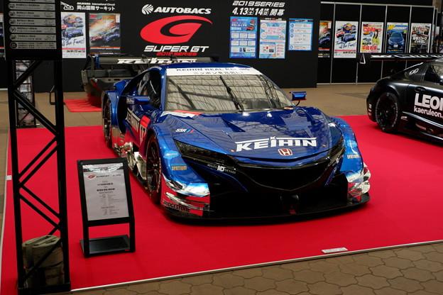 ホンダNSX GT500