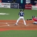 Photos: 外崎修汰内野手