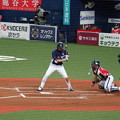 Photos: 秋山翔吾外野手
