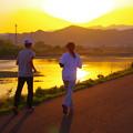 写真: RUNNING