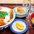 Photos: やまだや ( 成増 = やまだ食堂 ) かつ丼定食 2018/12/19