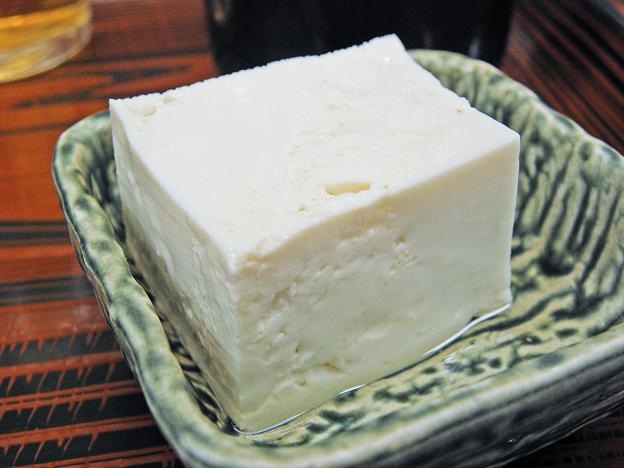 やまだや ( 成増 = やまだ食堂 ) 豆腐 ( とん汁定食風 )   2019/03/12