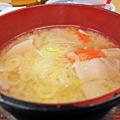Photos: やまだや ( 成増 = やまだ食堂 ) とん汁  2019/03/12