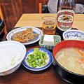 やまだや ( 成増 = やまだ食堂 ) とん汁定食風 2019/03/12
