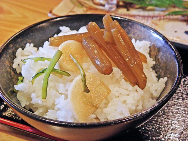 だいこん ( 練馬区旭町 or 成増 ) 焼魚定食( ご飯 )       2019/03/16