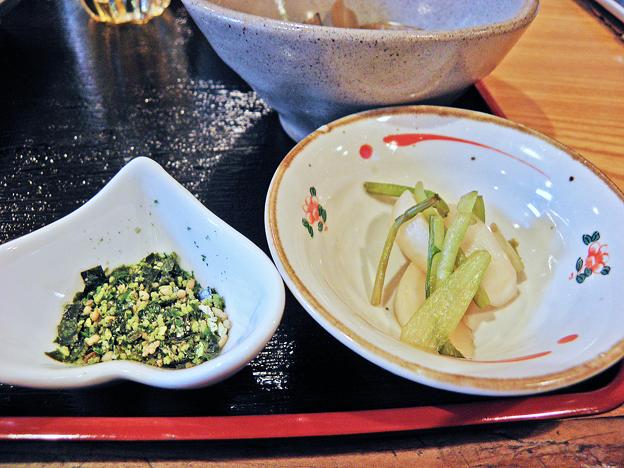 だいこん ( 練馬区旭町 or 成増 ) 焼魚定食( 小鉢二種 )     2019/03/16