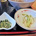 Photos: だいこん ( 練馬区旭町 or 成増 ) 焼魚定食( 小鉢二種 )     2019/03/16
